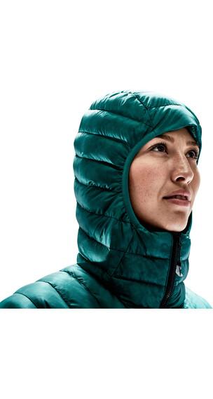 The North Face W's Summit Series L3 Jacket Darkest Spruce-Climbing FRTL P